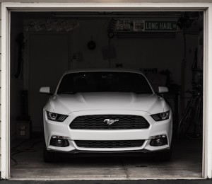 2015 Mustang EcoBoost Oxford White