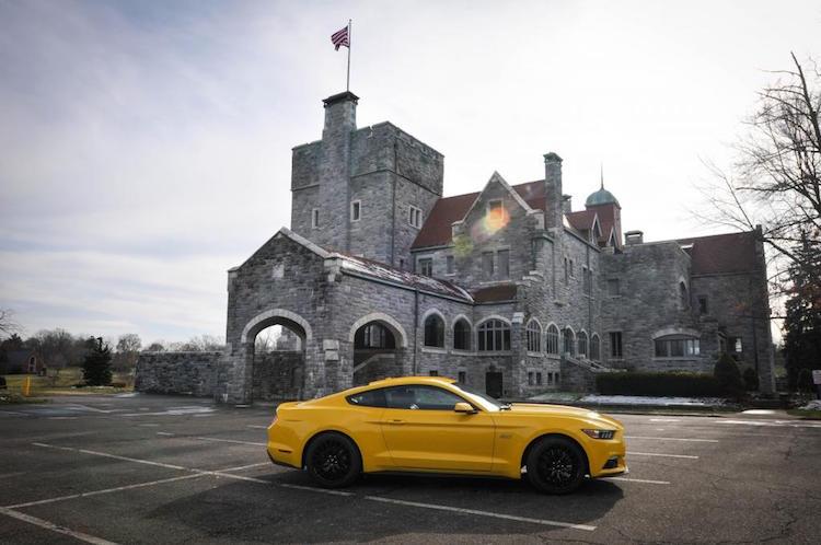 2015 Mustang GT Corsa Performance Build