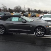 Convertible 2015 Mustang GT