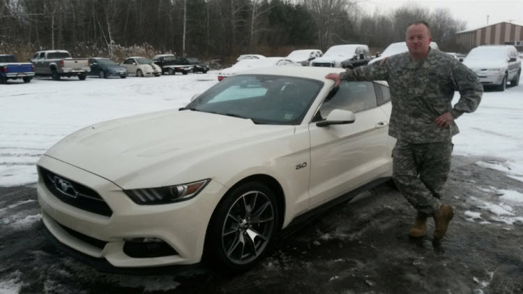 50 Year Limited Edition Mustang
