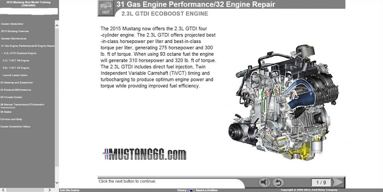 2015 mustang ecoboost 2 3l engine generates 275 hp    300