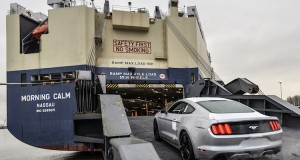 All-New Mustang Going Global