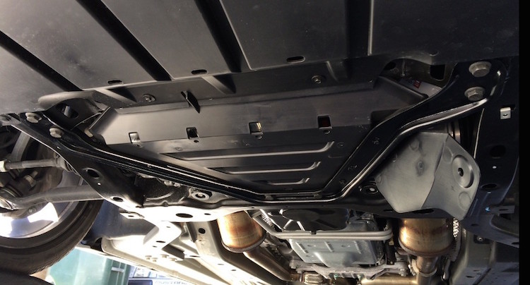 "2017 Ford Mustang V6 >> Mod of the Day: 2015 Mustang ""K-Brace"" Install 