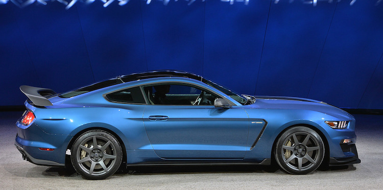 Liquid Blue Debuted On The Shelby Gtr Mustang  Mustang Forum News Blog S Gt Gt Gt I V Mustangg The Ultimate Th Generation