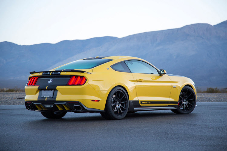2015 Shelby Gt Mustang Packs Up To 700 Hp Ford Racing