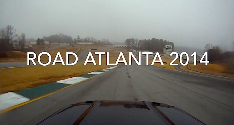 Road Atlanta Turn 12 12-turn Road Atlanta Race