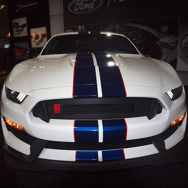 First Shelby GT350R Mustang Sold for $1M at Barrett-Jackson! | 2015+ Mustang Forum News Blog ...