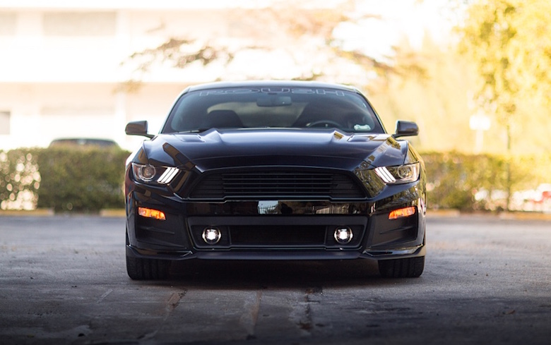 mod of the day 2015 mustang roush stage 2 body kit 2015 mustang