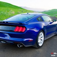 2015 Saleen 302 Mustang White Label