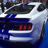 2016 Shelby GT350 Mustang - Washington Auto Show