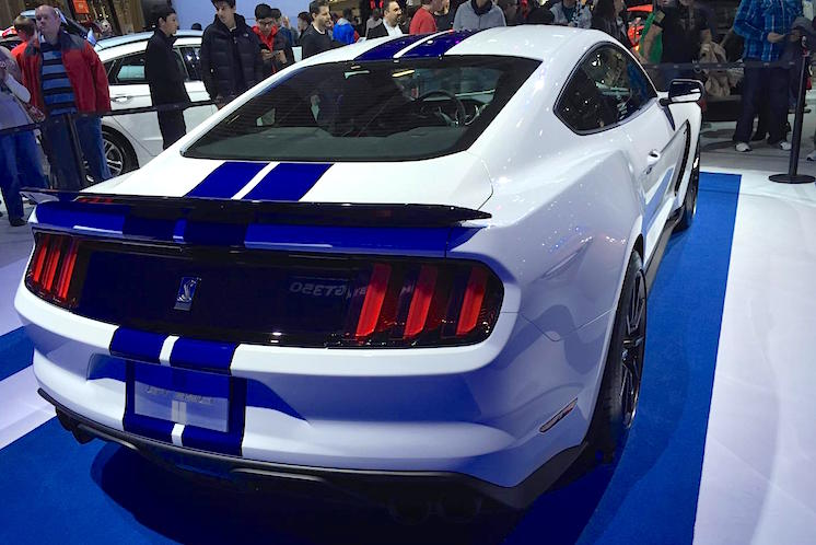 at the Washington Auto Show | 2015+ Mustang Forum News Blog (S550 GT