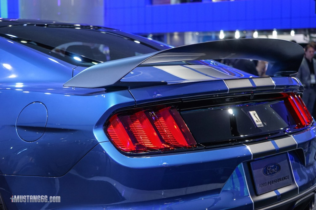 Mustang Prototypes Spotted — What's with the Rear Wing? | 2015 ...
