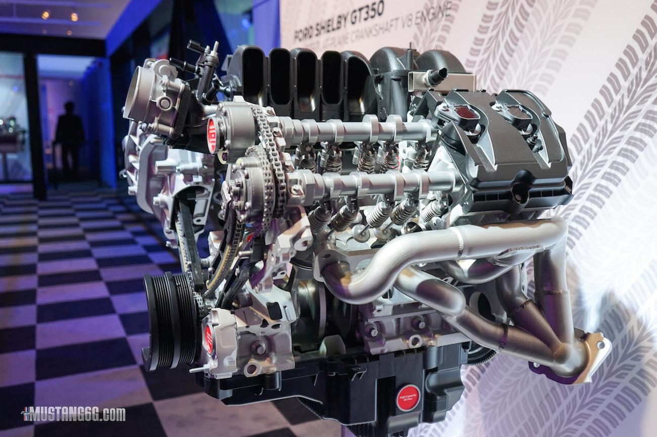 Attachment on V6 Engine Piston