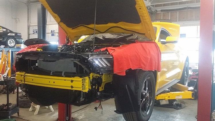 2015 Mustang GT Vortech Supercharger Install | 2015+ Mustang Forum