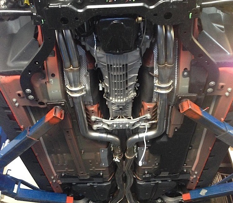 Mustang S550 Procharger Installation: 2015 Mustang Kooks Headers And Corsa Exhaust Note