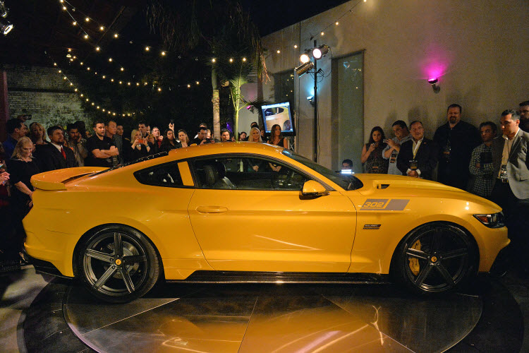 2015 Saleen S302 Black Label Mustang Revealed 2015