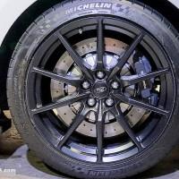 GT350 Mustang Michelin Pilot Super Sport Tires