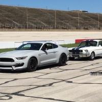 GT350 Mustang Texas World Speedway