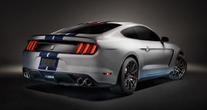 2015 GT350 Mustang Anniversary Editions