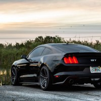 2015 Mustang Aggressive Offsets