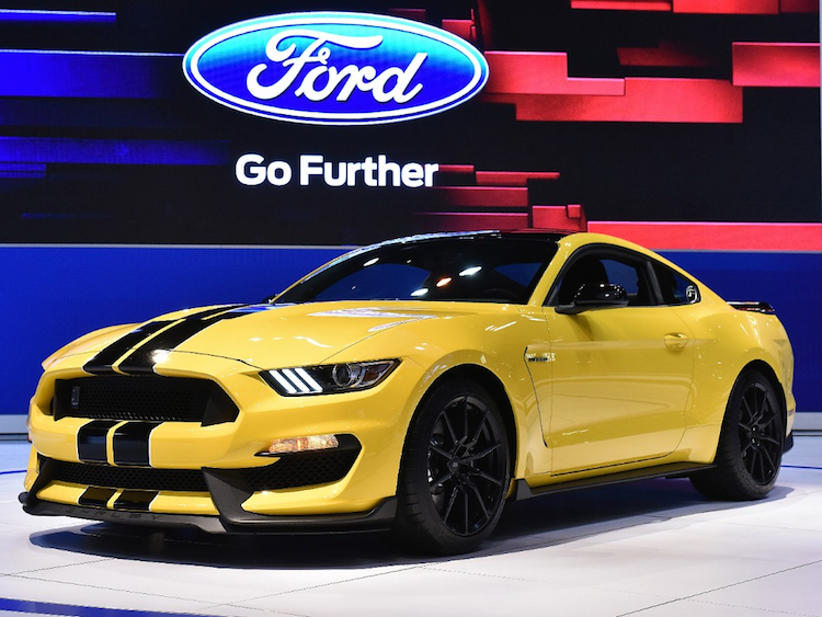 2015 Shelby GT350 Mustang 50th Anniversary Limited Run Confirmed