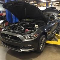 MOTM 2015 Mustang Hennessey HPE750 Build