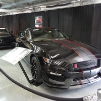 Shelby GT350R Mustang Charlotte Auto Fair