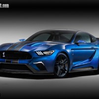 Shelby GT500 Mustang Concept