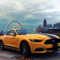 2015 Mustang Atlanta S550s Club