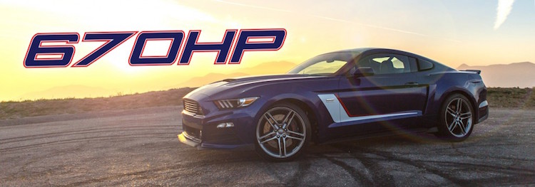 2015 Roush Stage 3 Rs3 Mustang Specs Announced 2015