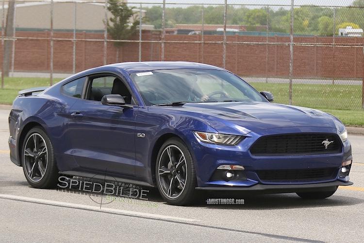 2016 Mustang GT California Special-1