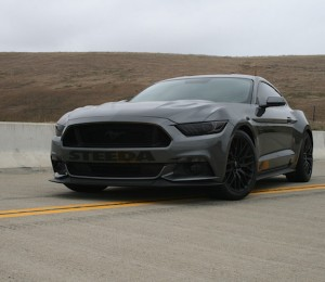 MOTM 2015 Mustang Project Menace
