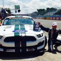 15 GT350R-C Mustang Qualifying Watkins Glen