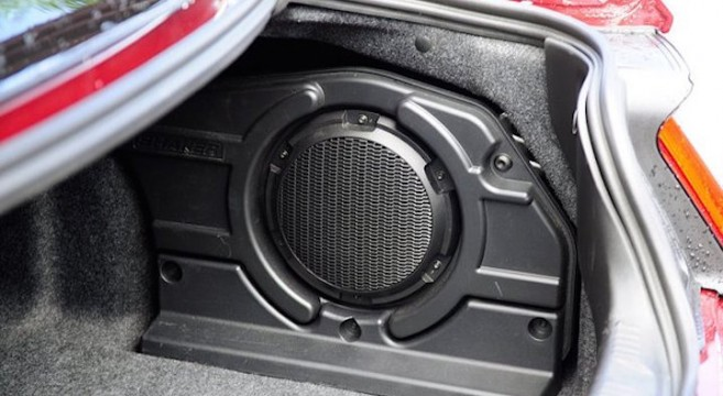 2015 Mustang Stereo Amp Audio 2015 Mustang Forum News
