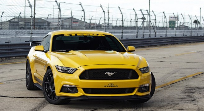 Q-Series S550 Mustang by Steeda   2015+ Mustang Forum News Blog ...