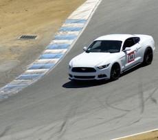 2015 Mustang Laguna Seca