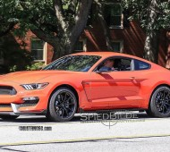 Competition Orange GT350 Mustang_-4