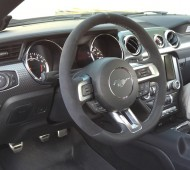 GT350 Steering Wheel Modification