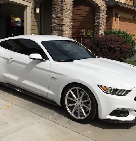 MOTM 2015 Mustang JLsounds