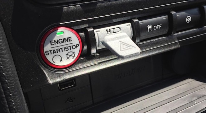 Mod Of The Day 2015 Mustang Custom Toggle Switches 2015