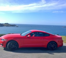 2015 Mustang Europe