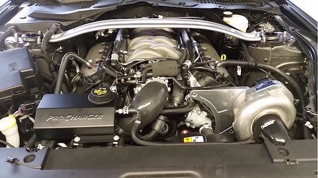2015 Mustang Gt Procharger Installation Amp Review 2015