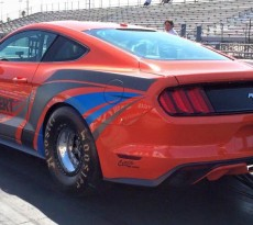2016 Cobra Jet Development Vehicle