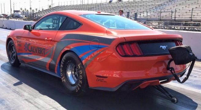 First 8-Second S550 Mustang From Calvert Racing | 2015 ...