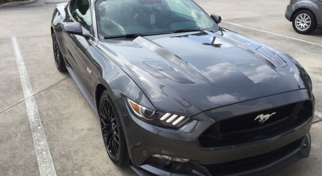 First 2016 Mustangs Delivered