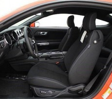 2016 Mustang Interior and Wheel Package