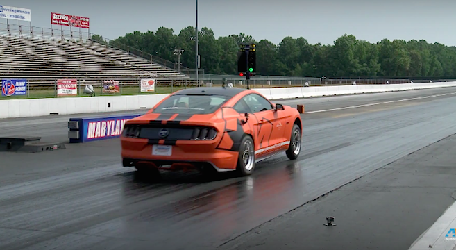 BAMA 2015 Mustang GT Reclaims Quarter-Mile Record Pass | 2015+ Mustang