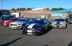 Shelby GT350 Media Drives Laguna Seca