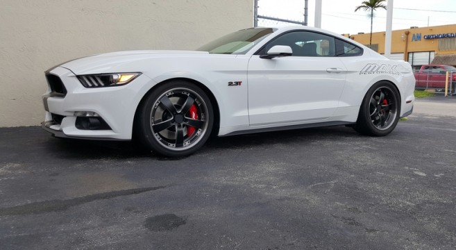 S550 Project Car Mak Performance S Ecoboost Mustang