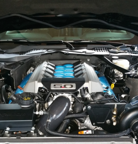 MOTM 2015 Mustang GT z06psi